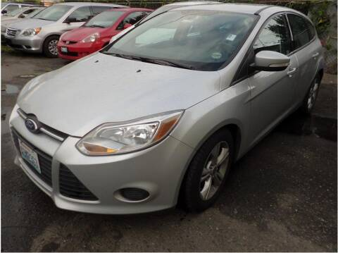 2014 Ford Focus for sale at Klean Carz in Seattle WA