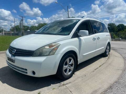 2008 Nissan Quest for sale at Xtreme Auto Mart LLC in Kansas City MO