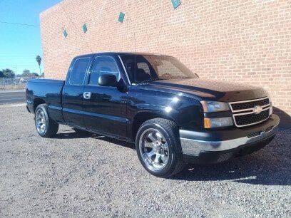 2006 Chevrolet Silverado 1500 for sale at Dreamline Motors in Coolidge AZ