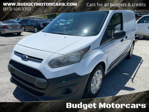 2014 Ford Transit Connect Cargo for sale at Budget Motorcars in Tampa FL