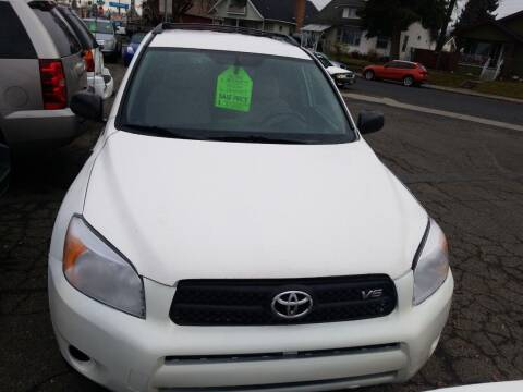 2008 Toyota RAV4 for sale at 2 Way Auto Sales in Spokane Valley WA