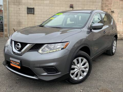 2016 Nissan Rogue for sale at Somerville Motors in Somerville MA