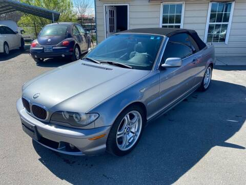 2005 BMW 3 Series for sale at Silver Auto Partners in San Antonio TX