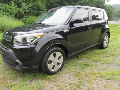 2016 Kia Soul for sale at Peekskill Auto Sales Inc in Peekskill NY