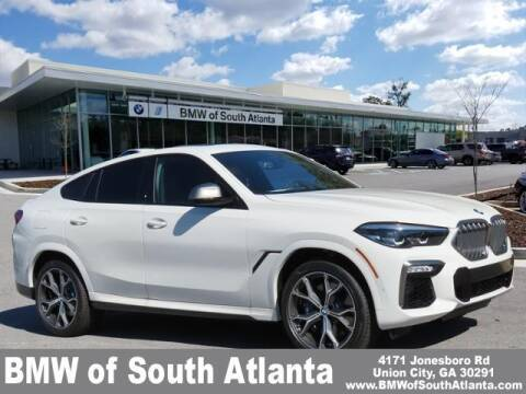 2021 BMW X6 for sale at Carol Benner @ BMW of South Atlanta in Union City GA
