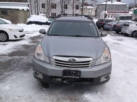 2011 Subaru Outback for sale at Sharp Auto Center in Worcester MA