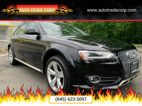 2013 Audi Allroad for sale at AUTO TRADE CORP in Nanuet NY