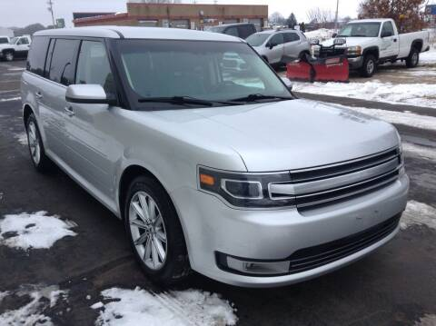 2014 Ford Flex for sale at Bruns & Sons Auto in Plover WI