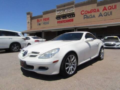 2006 Mercedes-Benz SLK for sale at Import Motors in Bethany OK