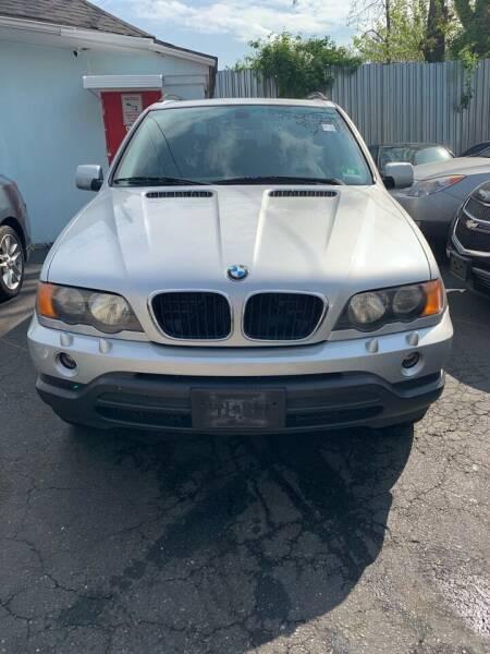 2001 BMW X5 for sale at Best Cars R Us LLC in Irvington NJ