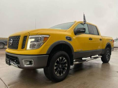 2017 Nissan Titan for sale at Platinum Car Brokers in Spearfish SD