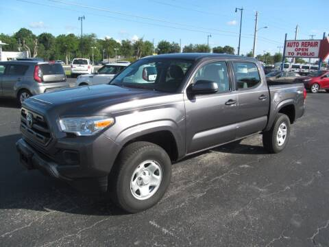 2017 Toyota Tacoma for sale at Blue Book Cars in Sanford FL