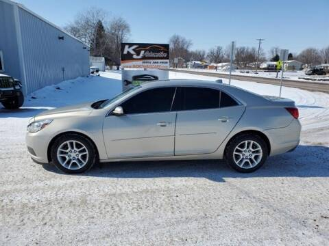 2014 Chevrolet Malibu for sale at KJ Automotive in Worthing SD