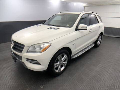2012 Mercedes-Benz M-Class for sale at Smart Chevrolet in Madison NC