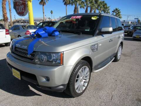 2011 Land Rover Range Rover Sport for sale at Cars Direct Inc in Las Vegas NV