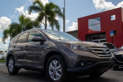 2014 Honda CR-V for sale at Florida Auto Reserve in Medley FL