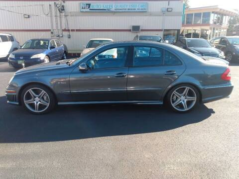 2009 Mercedes-Benz E-Class for sale at MR Auto Sales Inc. in Eastlake OH