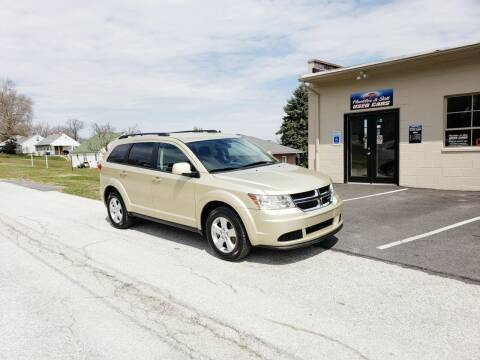 2011 Dodge Journey for sale at Hackler & Son Used Cars in Red Lion PA