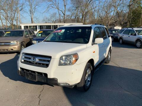 2006 Honda Pilot for sale at Diana Rico LLC in Dalton GA