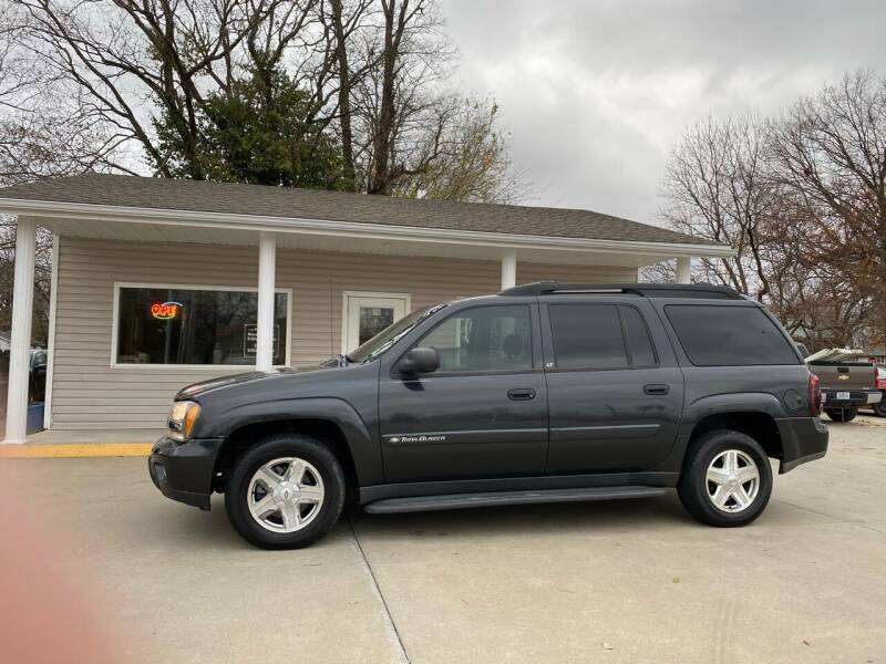 2003 Chevrolet TrailBlazer for sale at Car Credit Connection in Clinton MO