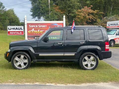 2012 Jeep Liberty for sale at Super Sport Auto Sales in Hope Mills NC
