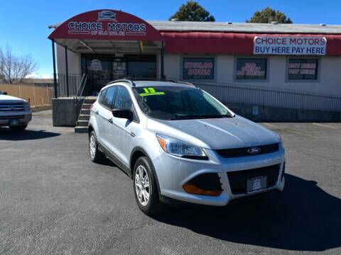 2013 Ford Escape for sale at Choice Motors of Salt Lake City in West Valley  City UT