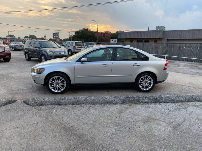 2006 Volvo S40 for sale at Shooters Auto Sales in Fort Worth TX