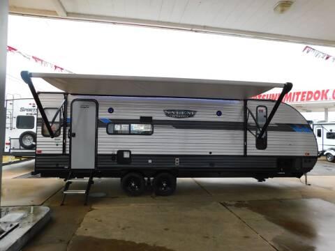 2021 Salem 24RLXL for sale at Motorsports Unlimited in McAlester OK