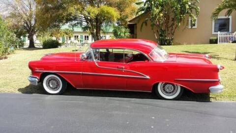 1955 Oldsmobile Eighty-Eight for sale at Haggle Me Classics in Hobart IN