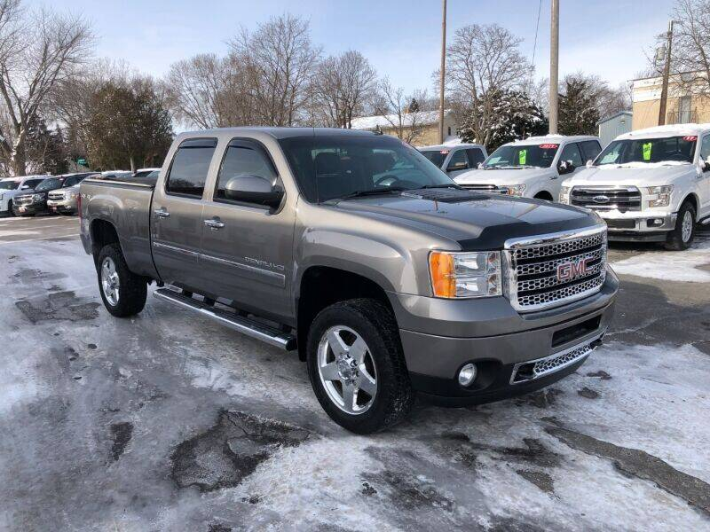 2013 GMC Sierra 2500HD for sale at WILLIAMS AUTO SALES in Green Bay WI