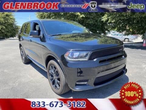 2020 Dodge Durango for sale at Glenbrook Dodge Chrysler Jeep Ram and Fiat in Fort Wayne IN
