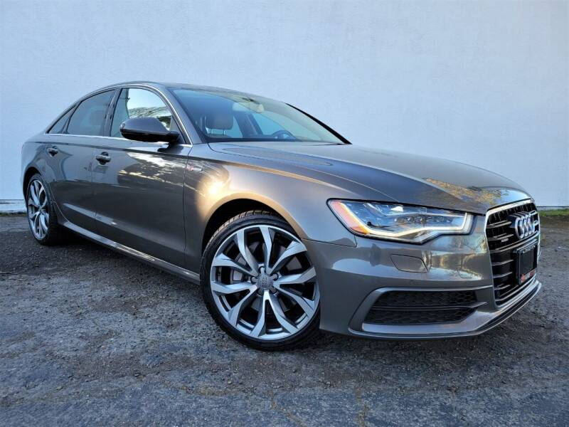 2013 Audi A6 for sale at Planet Cars in Berkeley CA