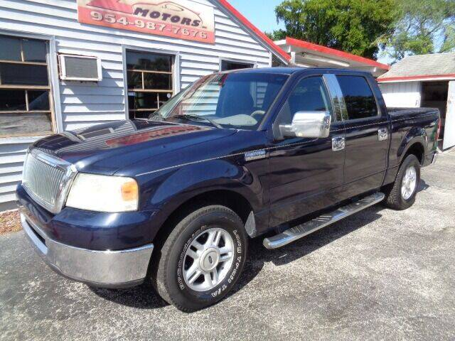 2006 Ford F-150 for sale at Z Motors in North Lauderdale FL