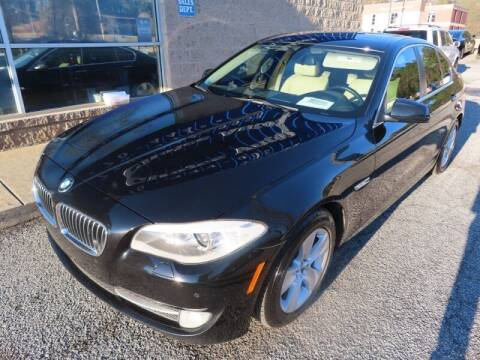 2012 BMW 5 Series for sale at Southern Auto Solutions - 1st Choice Autos in Marietta GA