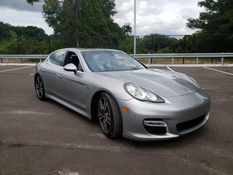 2011 Porsche Panamera for sale at CARZLOT in Portsmouth VA