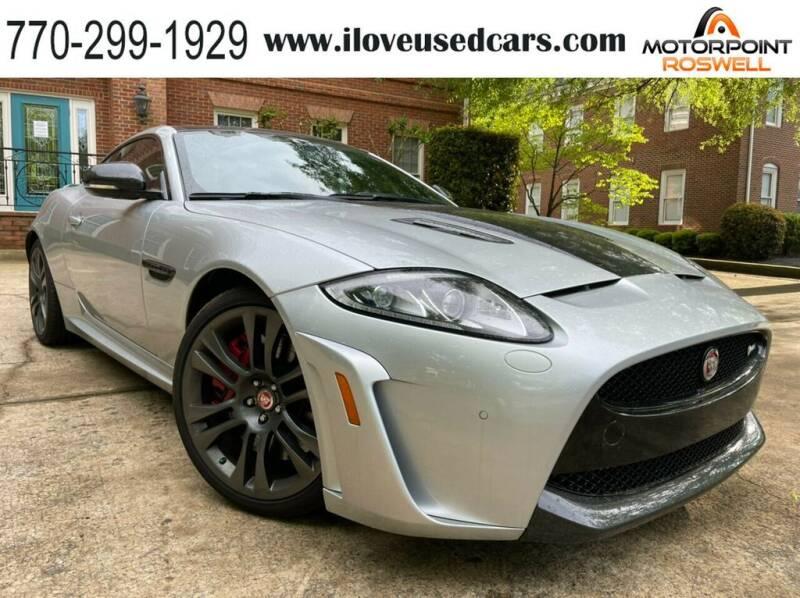 2014 Jaguar XK for sale in Roswell, GA