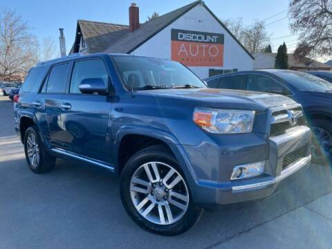 2013 Toyota 4Runner for sale at Discount Auto Brokers Inc. in Lehi UT
