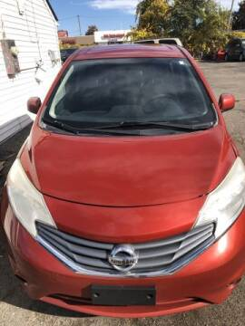 2014 Nissan Versa Note for sale at Al's Linc Merc Inc. in Garden City MI
