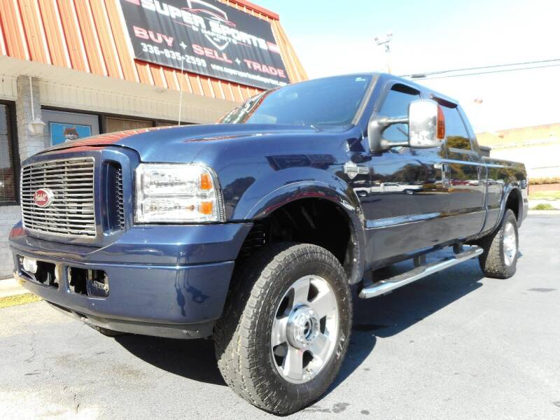 2005 Ford F-250 Super Duty for sale at Super Sports & Imports in Jonesville NC