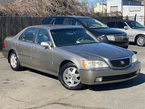 2002 Acura RL for sale at Mid Atlantic Truck Center in Alexandria VA