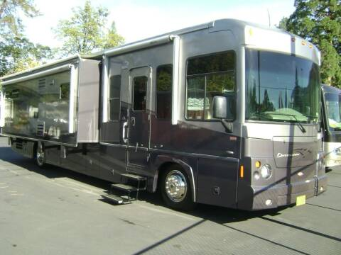2008 Winnebago Destination 39W / 39ft for sale at Jim Clarks Consignment Country - Diesel Motorhomes in Grants Pass OR