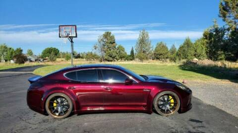 2010 Porsche Panamera for sale at Classic Car Deals in Cadillac MI