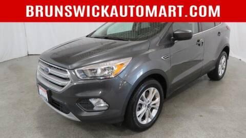2019 Ford Escape for sale at Brunswick Auto Mart in Brunswick OH