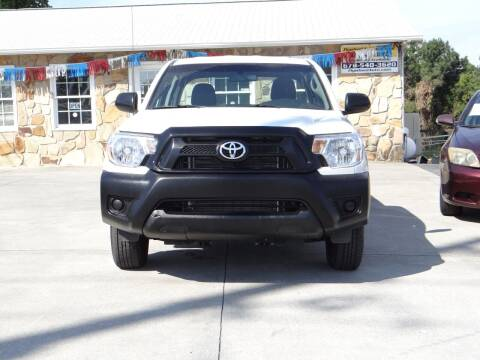 2015 Toyota Tacoma for sale at Flywheel Auto Sales Inc in Woodstock GA