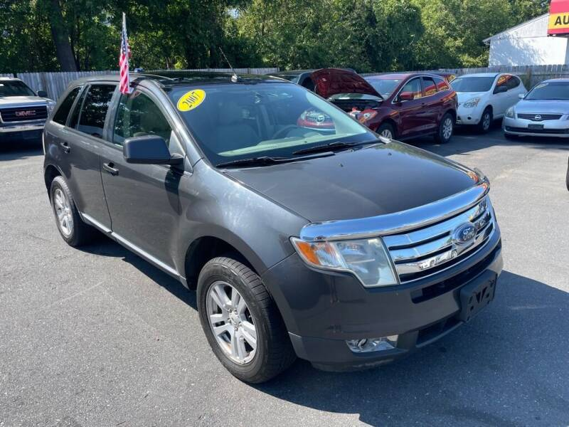 2007 Ford Edge for sale at Auto Revolution in Charlotte NC