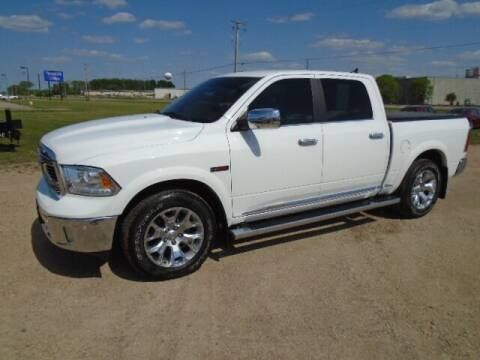 2016 RAM Ram Pickup 1500 for sale at SWENSON MOTORS in Gaylord MN