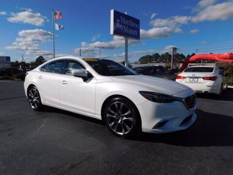 2016 Mazda MAZDA6 for sale at Auto Finance of Raleigh in Raleigh NC