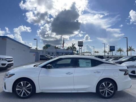 2020 Nissan Maxima for sale at Niles Sales and Service in Key West FL
