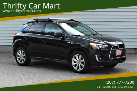 2015 Mitsubishi Outlander Sport for sale at Thrifty Car Mart in Lewiston ME