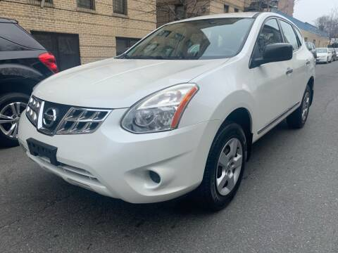 2011 Nissan Rogue for sale at Gallery Auto Sales in Bronx NY